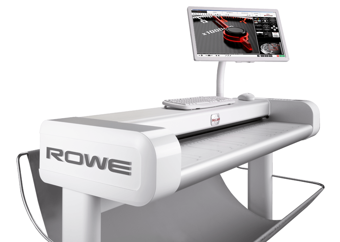 ROWE Scan 650i ergonomics