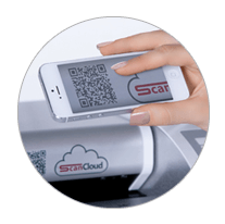 Scan-to: Net, USB, Copy, E-Mail und Cloud