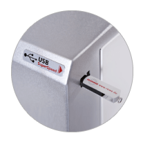 SuperSpeed USB 3.0 Port