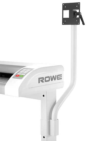 ROWE Scan 450i Touchscreen Holder for Floorstand
