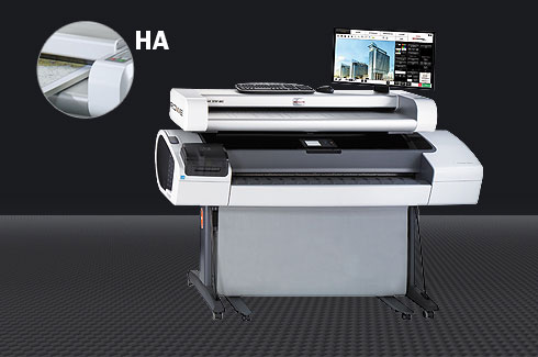 "ROWE Scan 650i MFP - 44"" HA"