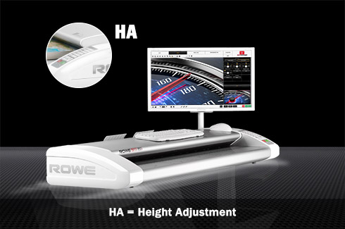 "ROWE Scan 850i - 55"" HA"
