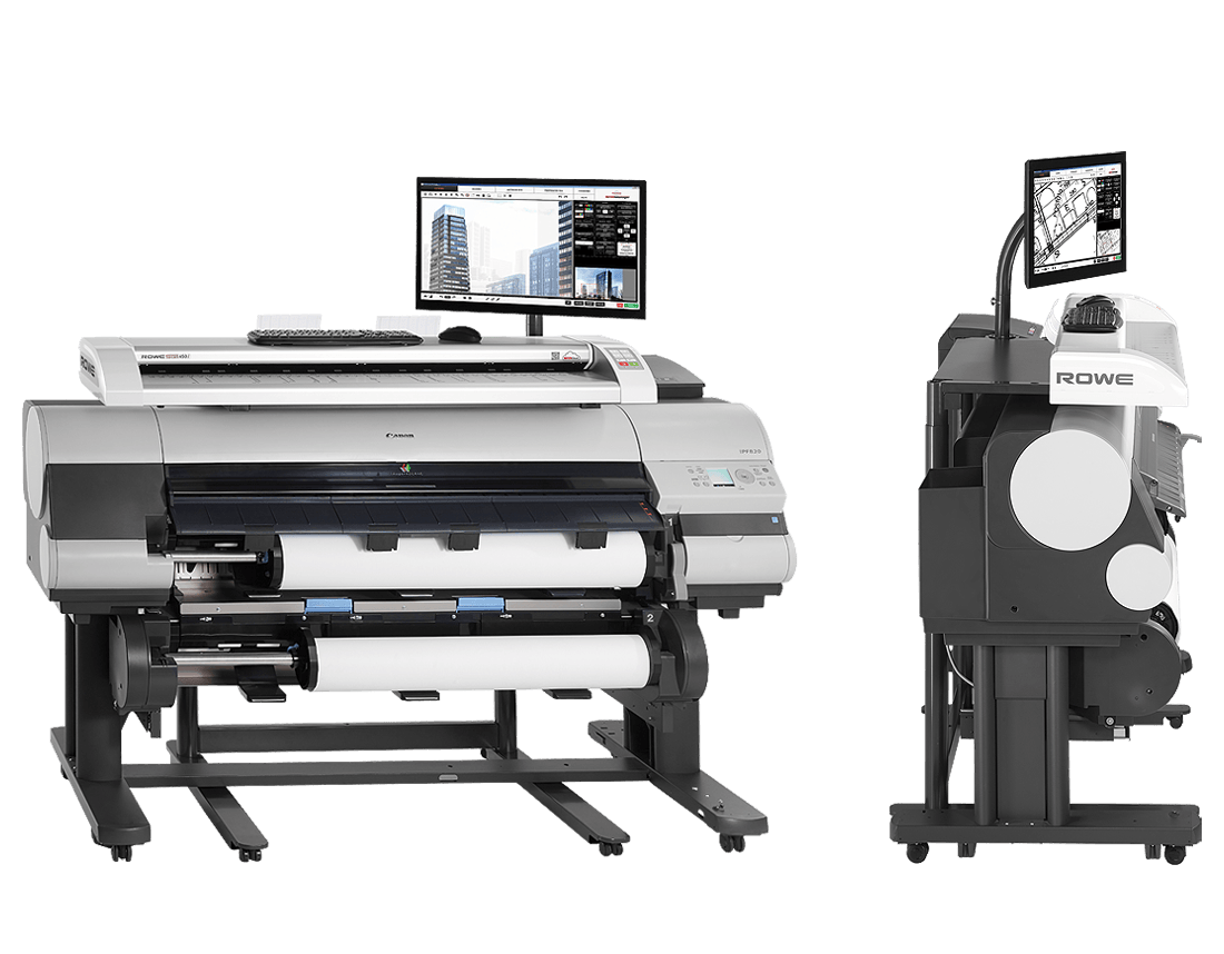 ROWE Scan 450i multifunctional solutions