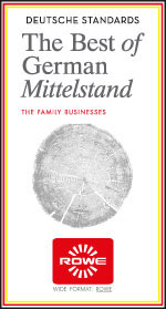 The Best of German Mittelstand - Zertifikat