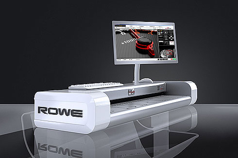 ROWE Scan 650i - 55""