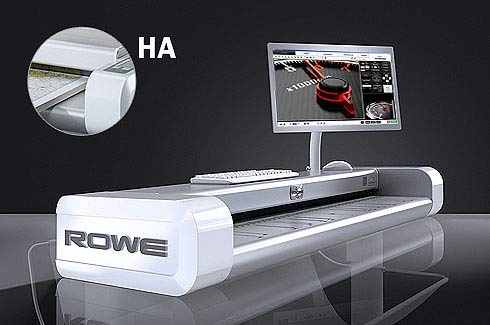 "ROWE Scan 650i - 60"" HA"